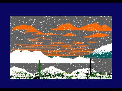 Amstrad CPC - The Landscape Creator © Your Computer (1985) Part 1