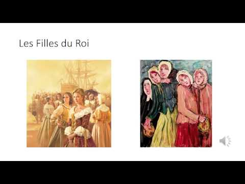 Social Life in New France