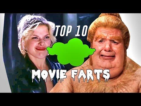 TOP 10 MOVIE FART SCENES!