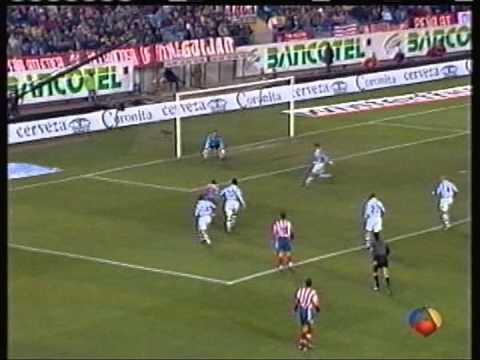 1998 December 8 Atletico Madrid Spain 4 Real Sociedad Spain 1 UEFA Cup