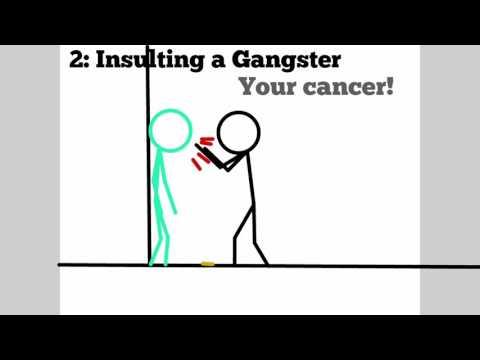 100 Ways To Die Stick Fighter 1