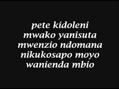 Ben Pol~Pete lyrics