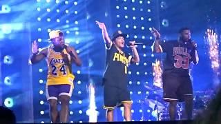 Bruno Mars 24K Magic Tour Concert Singapore 2018 - 24K Magic (Part 2) [FANCAM]