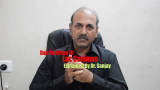 Dirty Feelings Of Lac caninum Explained by Dr. Sanjay in Hindi