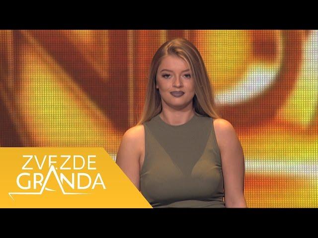 Adna Jusufbasic - Suze moje placu za oboje, Izvini se - (live) - ZG 1 krug 16/17 - 01.10.16. EM 2