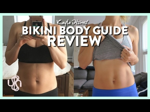 fit my kayla itsines bikini body guide review youtube. Black Bedroom Furniture Sets. Home Design Ideas