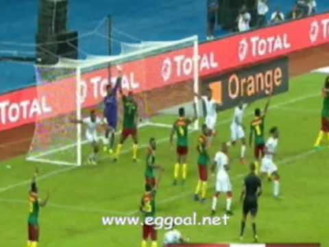اهداف مباراة الكاميرون وبوركينا فاسو 1 - 1 كأس أمم إفريقيا 14-1-2017 cameroon-vs-burkina-faso