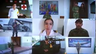 Miniatura de video Ejército y Fuerza Aerea - #quédateencasa