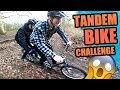 THE TANDEM BIKE CHALLENGE