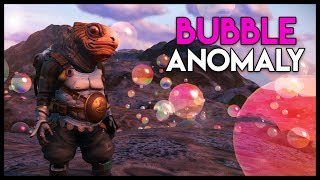BUBBLE PLANET & FROZEN ANOMALY! (No Man's Sky NEXT Multiplayer Gameplay Part 19)
