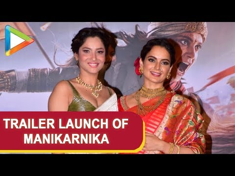 Manikarnika - The Queen Of Jhansi | Official Trailer Launch | Kangana Ranaut | Part 3