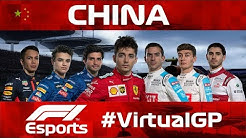 F1 Chinese Virtual Grand Prix! Full Race