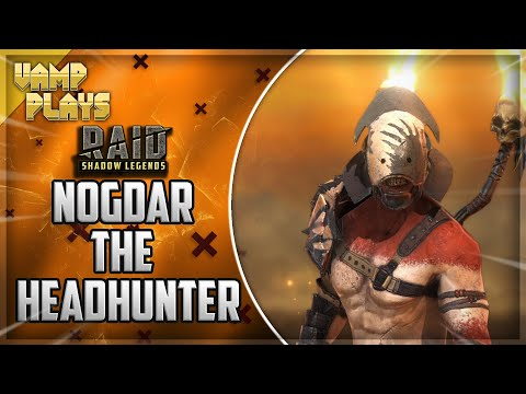 Nogdar the Headhunter | Champion Guide | RAID: Shadow Legends