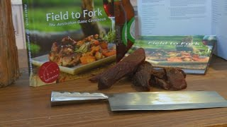 Venison Biltong Strips Recipe - Field To Fork Part 7