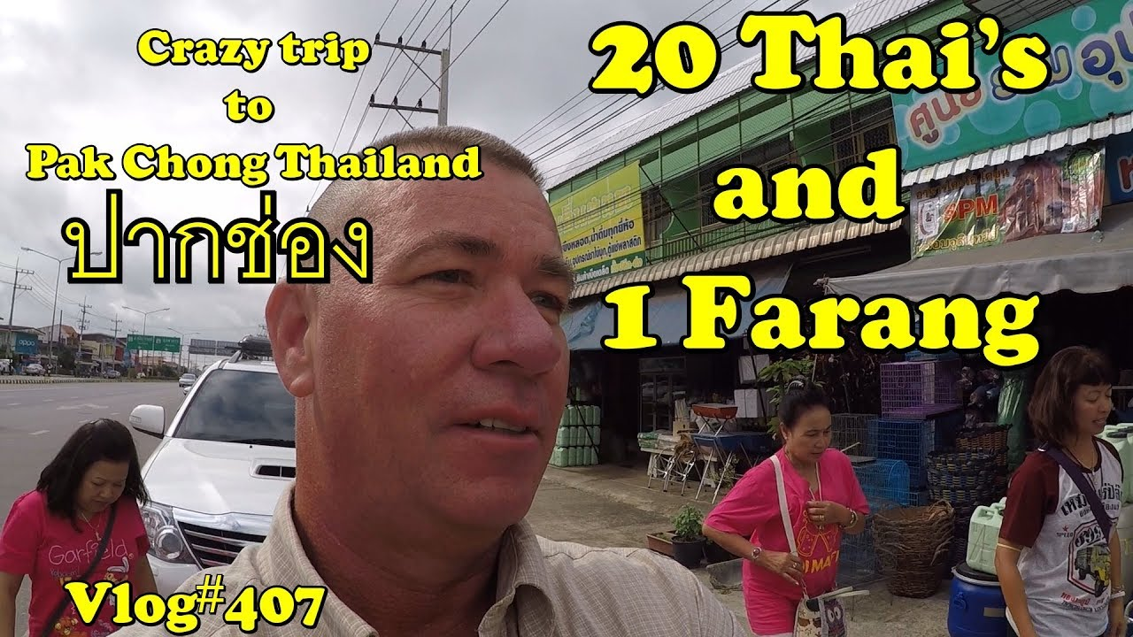thailand farang