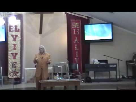 Sr Pastor Gus Damers Towards a Philadelphia Church Acts 5