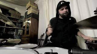 BRKN - JEDE NACHT (DRUM COVER)