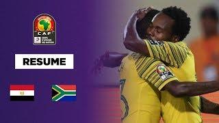 CAN 2019 : Grande favorite, l'Egypte est éliminée par l'Afrique du Sud !