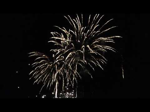 Weston Super Mare Firework Show 2017