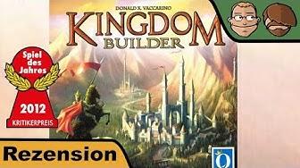 Kingdom Builder (Spiel des Jahres 2012) - Brettspiel Test - Board Game Review #20