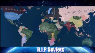 The Impossible AI Game Timelapse Hearts Of Iron 4