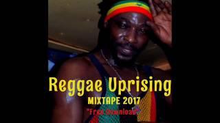 Reggae Uprising Mixtape Feat. Buju Banton, Sizzla, Chris Martin, Tarrus Riley, Alborosie