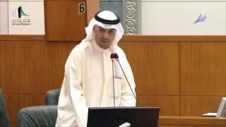 كلمة معالي  نائب رئيس مجلس الوزراء وزير المالية حول الاوضاع الاقتصادية و المالية بالدولة