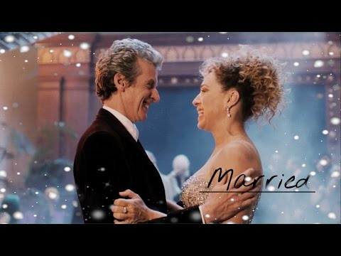 River Song and The Doctor  Married Doctor Who