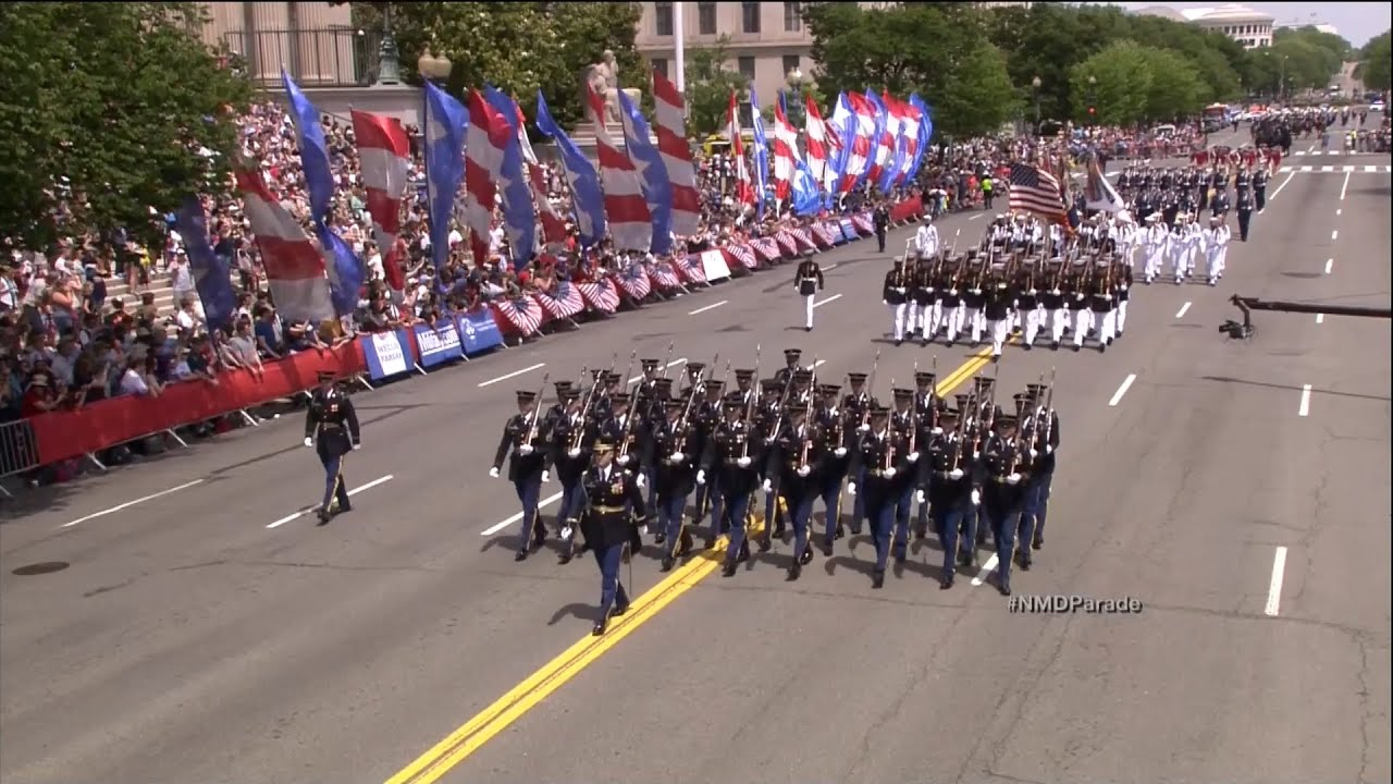 National Memorial Day Parade - 2015 - Youtube-7189