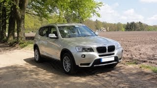 2012 BMW X3 xDrive20d Walkaround