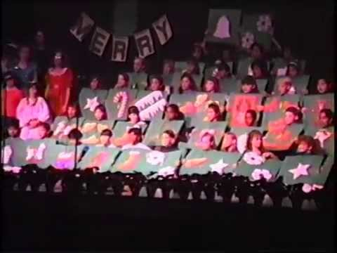 Christmas Program 1992