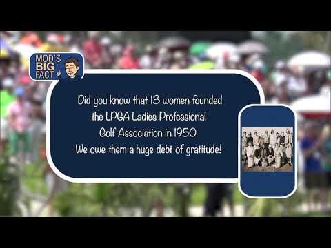 MODS Big Fact LPGA foundations