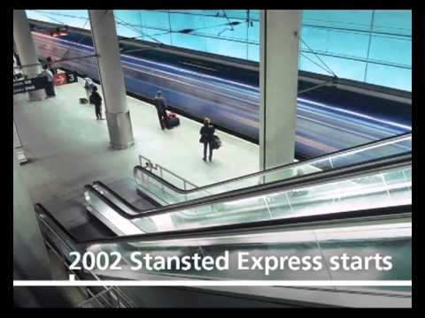 Stansted through the years