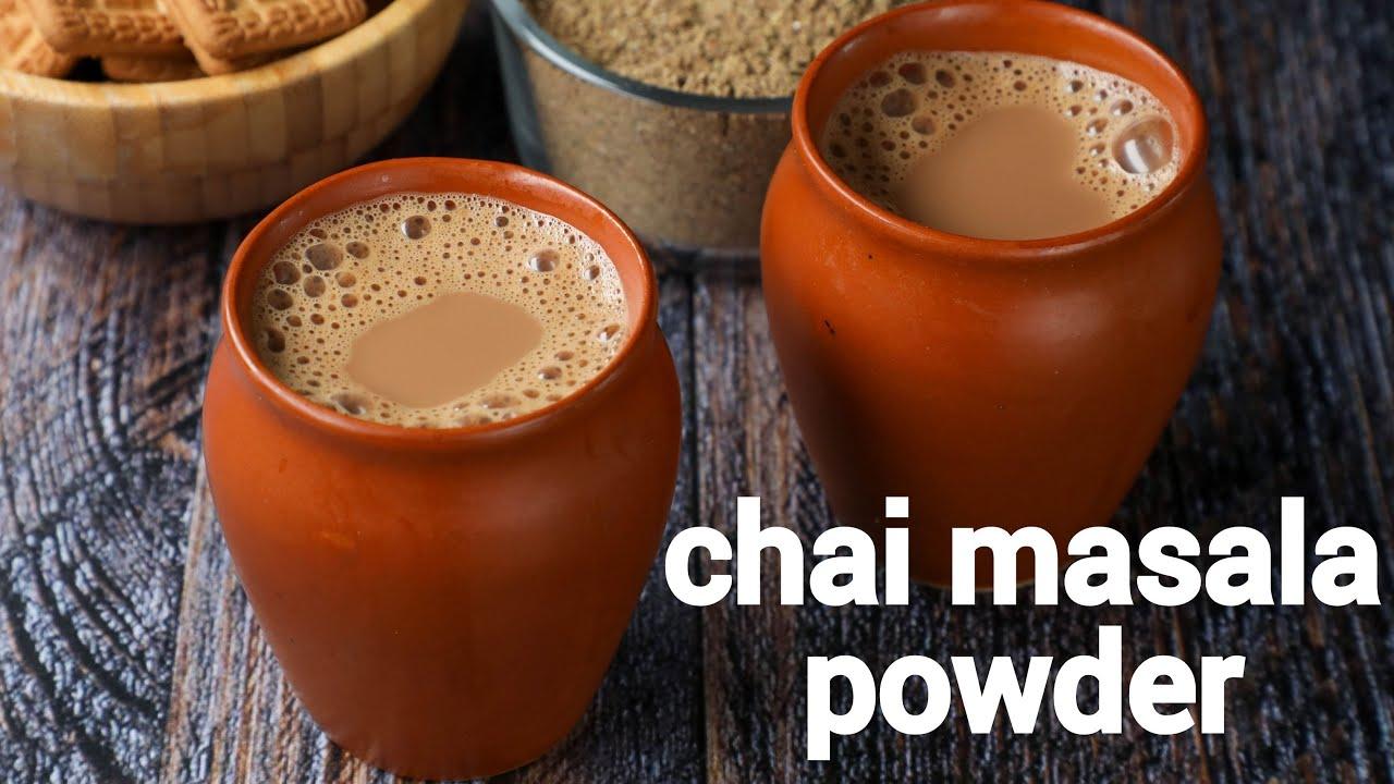 Download homemade chai masala powder recipe | masala tea powder | chai ka masala | masala chai spice mix