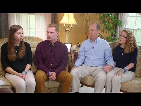 Family of Penn State frat pledge speaks out on alleged hazing death