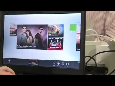 Hands-on with Windows 8 Xbox Live, Video, and Music Apps