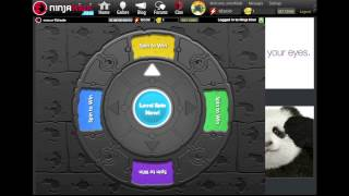 Ninjakiwi: Wheel of Fate Level 40!