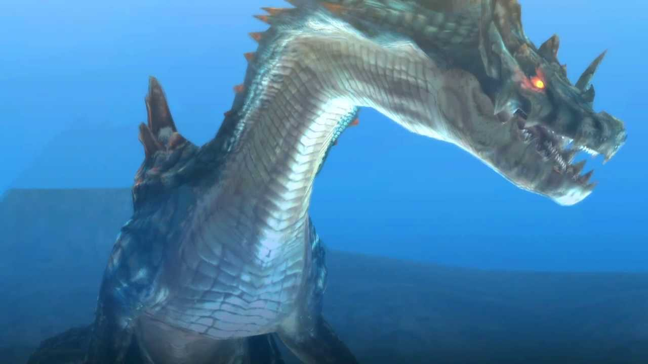 Monster Hunter 3 Ultimate Lagiacrus Ecology Youtube On land only he's more like any other if the issue with lagiacrus is about is neck, do you think it there would be a similar issue with fatalis. monster hunter 3 ultimate lagiacrus ecology