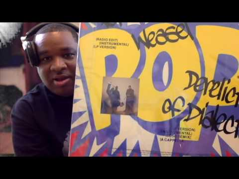 3rd Bass - Pop Goes The Weasel (1991 Def Jam Recordings)