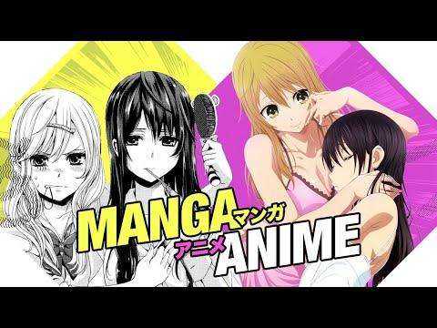 Anime VS Manga: Citrus | Átomo Network
