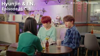 Baixar [ENG/SPA SUB] Hyunjin & I.N (Stray Kids) Cut in A-Teen S2 | EP.16 At Last, My Crush Is Over