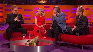 Graham Norton Show S22E09 HD | Sir Elton John, Stephen Fry, Carey Mulligan, Robbie Williams, Pink