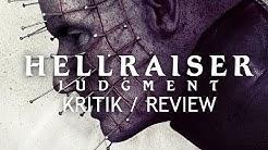 HELLRAISER: JUDGMENT Kritik Review