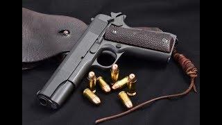 Origenes del calibre .45 acp - Panzercast 03