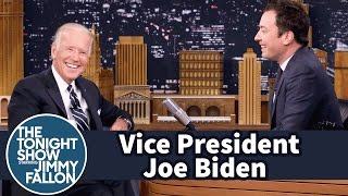 Vice President Joe Biden's Take on the First Presidential Debate by : The Tonight Show Starring Jimmy Fallon