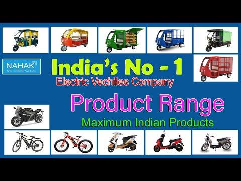 Download Nahak Motors Products Range in Hindi. #GOGREEN #ElectricVehicles #NahakMotors #electricmobility