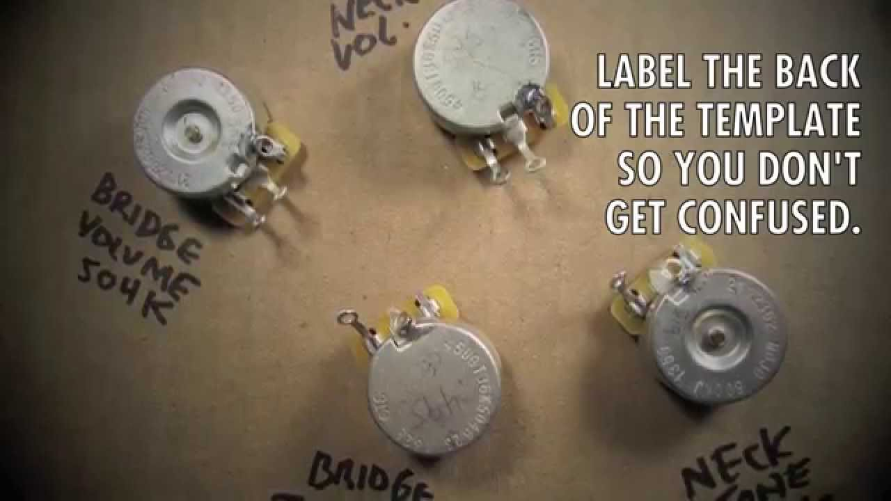 small resolution of stephens design pickups 50 s les paul wiring tutorial part one