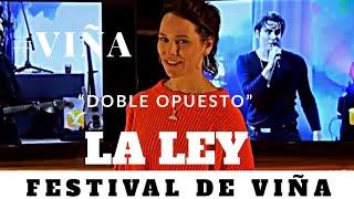 La Ley - Doble Opuesto - Festival de Viña 1993 #VIÑA