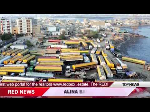 Zulfiqarabad Terminal Tameerat | korangi market ghair kanooni | Rawalpindi Factory Sealed - RedNews