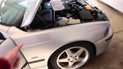 E39 M5 Washer Nozzles And Hose Replacement DIY